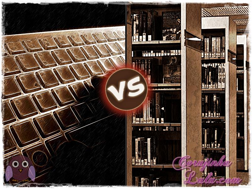 Digital vs Material - Reflexão
