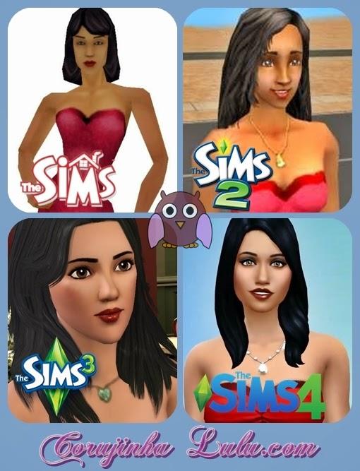As versões do The Sims
