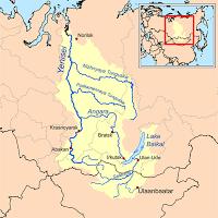 Região do Rio Yenisei