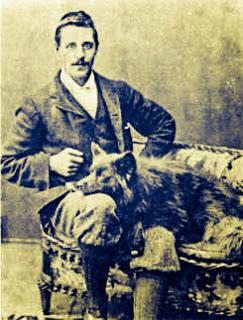 Ernest Kilburn Scott e Sabarka