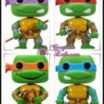 As Tartarugas Ninja da Pop! Funko – Dica de Compra