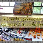 Montando Camaro/Bumblebee da Kre-o (nº 36421)