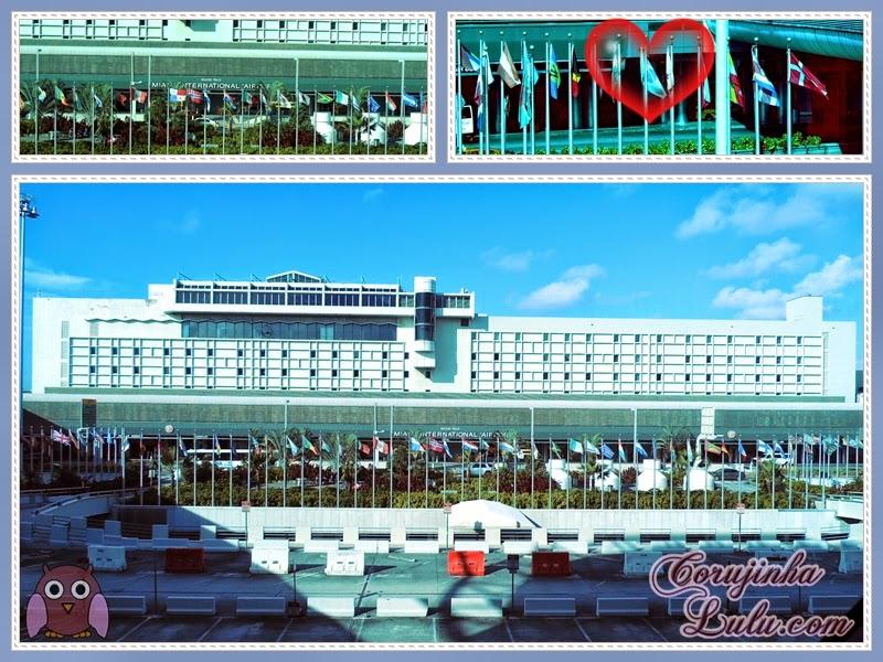 Aeroporto Internacional de Miami | ©CorujinhaLulu.com