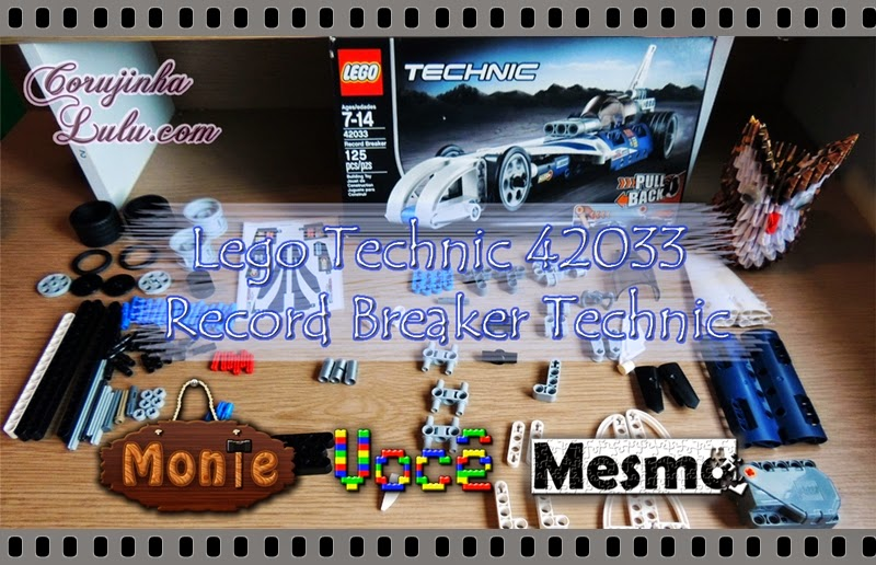 Lego Technic 42033 - Record Breaker Technic