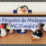 Coleção completa dos Pinguins de Madagascar Mc Lanche Feliz – Dica de Compra   Vídeo