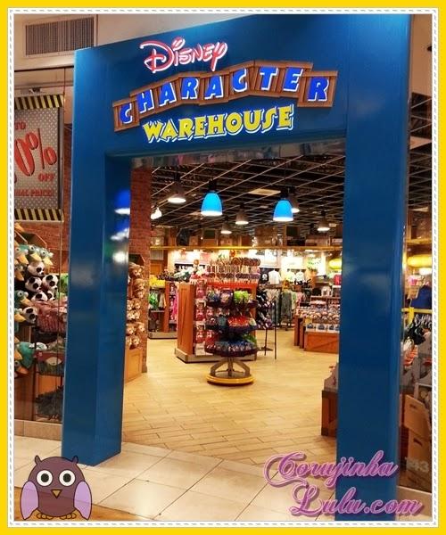 disne character warehouse miami sawgrass mills sawgrassmills outlet promoção