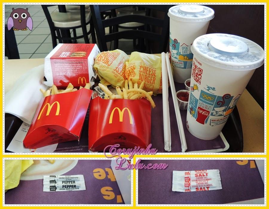 mc donald's mcdonalds mc donalds big mac coca cola coke fries miami