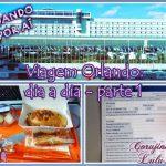 Viagem Orlando : Voo Internacional, Aeroporto de Miami, imigração e alfândega americana
