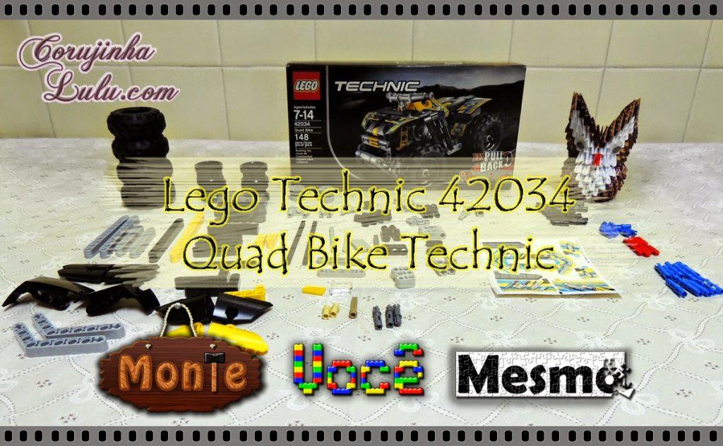 Lego Technic 42034 - Quad Bike lego