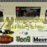 Lego Technic 42034 – Quad Bike Technic (148 peças)