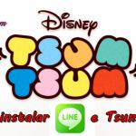 Como instalar app Line e o game Tsum Tsum da Disney