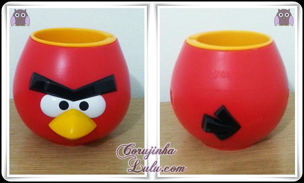 páscoa 2015 ovo de páscoa brinde caneca copão pássaro vermelho red angry birds lacta