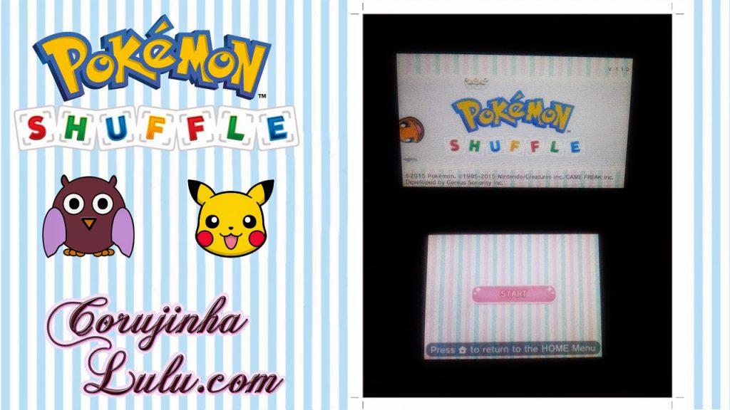 Pokémon Shuffle, novo game gratuito para Nintendo 3DS pikachu jogo gratis nintendo eshop