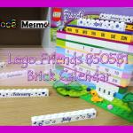 Lego Friends 850581 – Brick Calendar (140 peças)