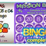 Dicas para os Bingos 3 e 4 do Tsum Tsum