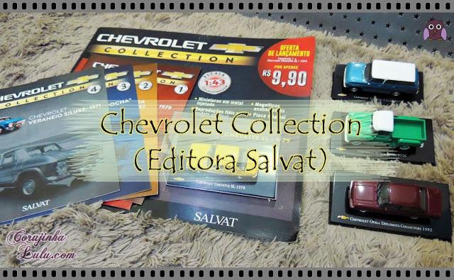 Chevrolet Collection salvat editora - Coleção de miniaturas dos carros que fizeram história no Brasil og:image