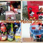 Ovos e Chocolates Delícias da Páscoa 2015