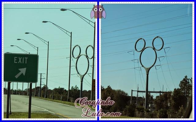 rede energia eletrica em formato de orelha Mickey Conhecendo e entendendo conheça entenda o Walt Disney World Mundo Viagem Orlando Florida EUA USA Estados Unidos ©CorujinhaLulu.com
