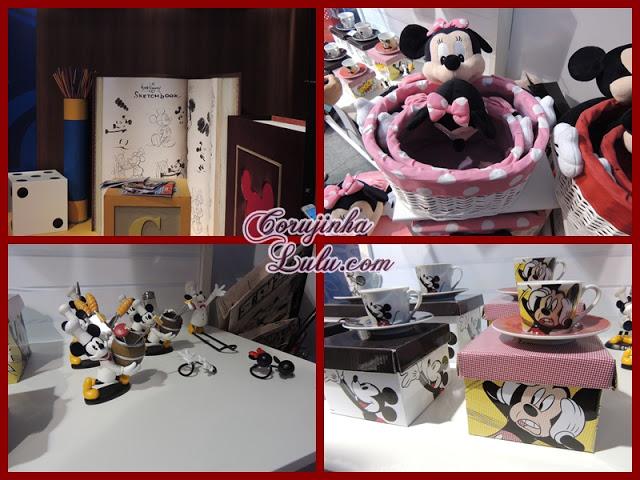Expo Disney 2015 decoração cozinha canencas organizadores minnie mickey | ©CorujinhaLulu.com