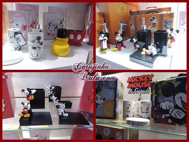 Expo Disney 2015 decoração cozinha escritório banheiro organizadores minnie mickey | ©CorujinhaLulu.com