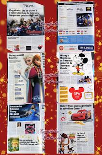 Expo Disney 2015 star wars frozen mickey avengers vingadores rei leão toy story 4 carros 3 disney expo news | ©CorujinhaLulu.com
