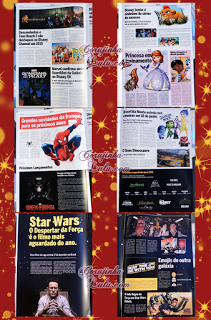 Expo Disney 2015 star wars frozen mickey avengers junior vingadores rei leão toy story 4 carros 3 disney expo news marvel | ©CorujinhaLulu.com