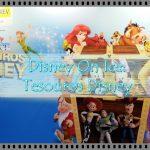 O belíssimo show Disney On Ice: Tesouros Disney