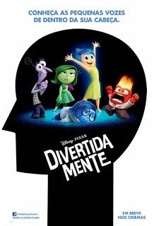 poster divertida mente divertidamente brasil brazil br conheça as pequenas vozes de dentro da sua cabeça
