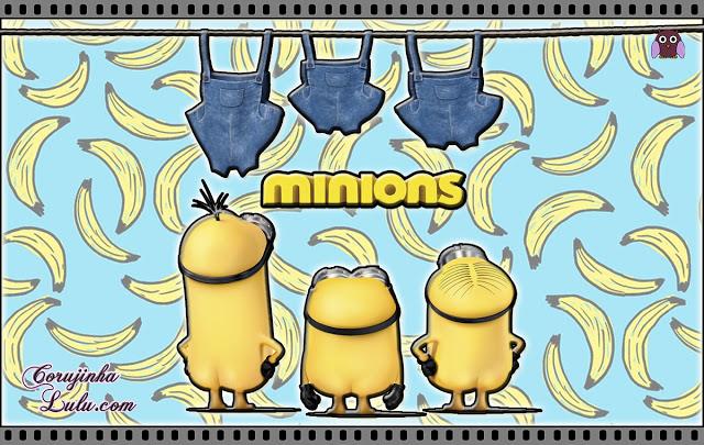 Minions Resenha de Cinema the movie o filme illumination entertainment universal pictures studios longa metragem stuart kevin bob roupas varal