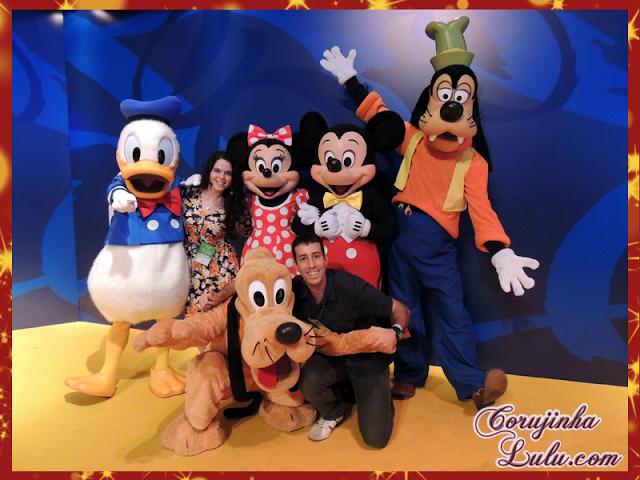 Expo Disney 2015 mickey minnie pluto pateta pato donald | ©CorujinhaLulu.com