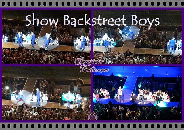 Show da turnê do Backstreet Boys no Brasil brazil sao são paulo 12 de junho 2015 june brian littrell aj mclean nick cartero howie dorough kevin richardson| ©CorujinhaLulu.com