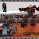 Lego Marvel Super Heroes 76031 – The Avengers – The Hulk Buster Smash (248 peças)