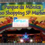Novo Parque da Mônica no Shopping SP Market