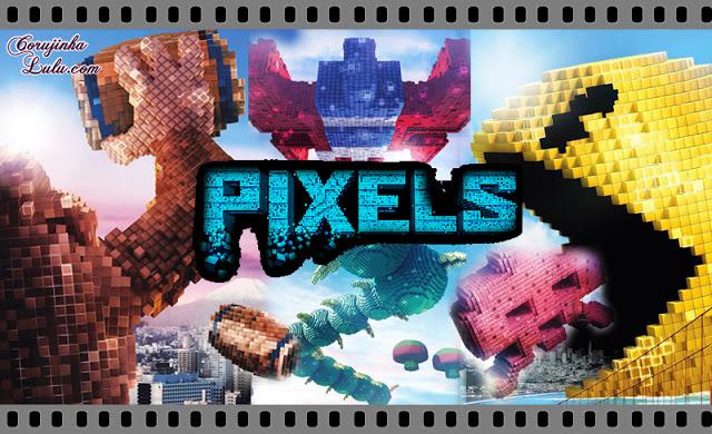 filme movie Pixels 2015 crítica Resenha de Cinema opinião donkey kong pacman pac-man pac man centopede galaga space invaders