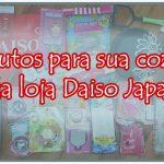 Produtos para cozinha da loja Daiso Japan