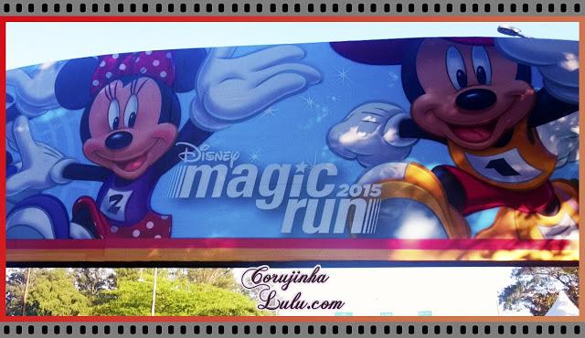 Como foi a Disney Magic Run 2015 em São Paulo corrida caminhada prêmio esporte sport mickey minnie donald pateta goofy brasil brazil sp ibirapuera | ©CorujinhaLulu.com