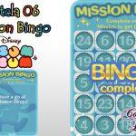 Dicas para a Cartela 6 do Mission Bingo Tsum Tsum