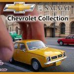 Chevrolet Collection da Editora Salvat agora em todo o Brasil