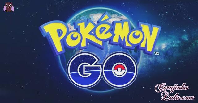 """Novo aplicativo """"Pokémon Go"""" da Nintendo para 2016 pikachu game jogo app android ios niantic mundo real capturar"""