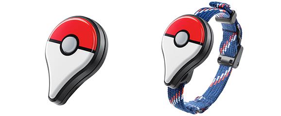 Pokémon Go Plus pokébola pokéball