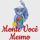 Monte Você Mesmo - quebra cabeça puzzle lego videos