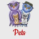 Pets - Misty e Rafi - Cachorro e Gato