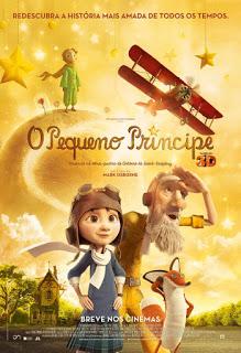 filme O Pequeno Príncipe  cinema poster br brasil brazil le petit prince little
