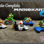 Coleção completa Mario Kart 8 Mc Lanche Feliz