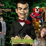 "Filme ""Goosebumps: Monstros e Arrepios"" (2015) – Resenha de Cinema"