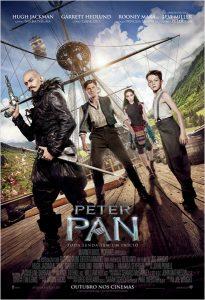 poster peter pan brazil 2015 br brasil filme movie