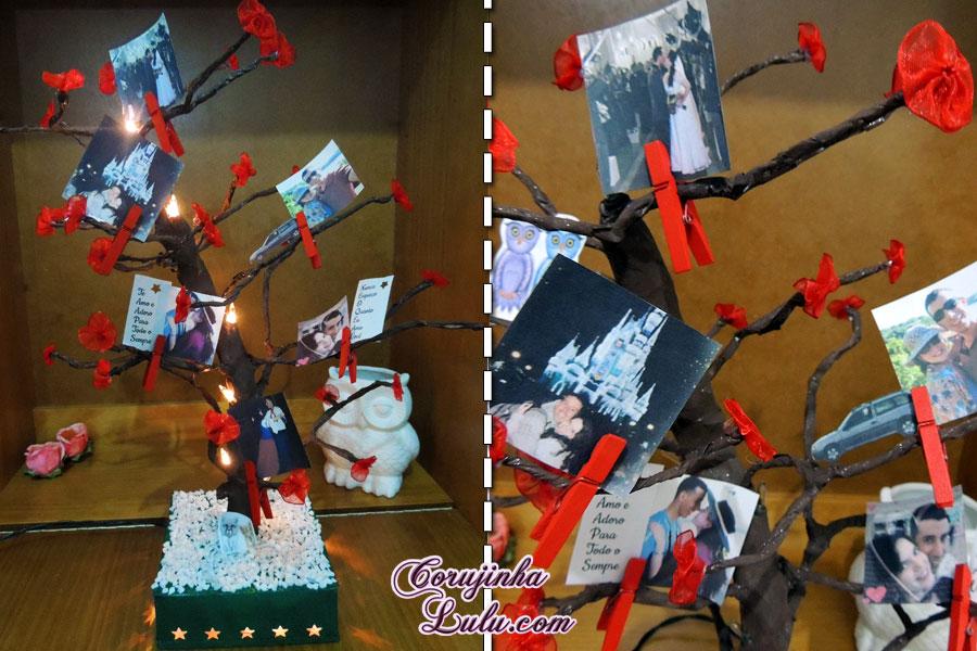 diy faça você mesmo desafio meliuz 3 árvore cerejeira pisca pisca led imaginarium presente especial corujinhalulu ©Corujinha Lulu.com