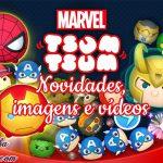 Marvel Tsum Tsum: novidades sobre o novo game da Disney