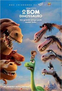 poster brasil brazil br o bom dinossauro the good dinosaur disney pixar arlo spot