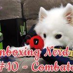 Unboxing Nerd Ao Cubo (Nerd³ #10: Combate) | Fevereiro 2016